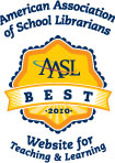 AASL Best Websites for Teaching & Learning